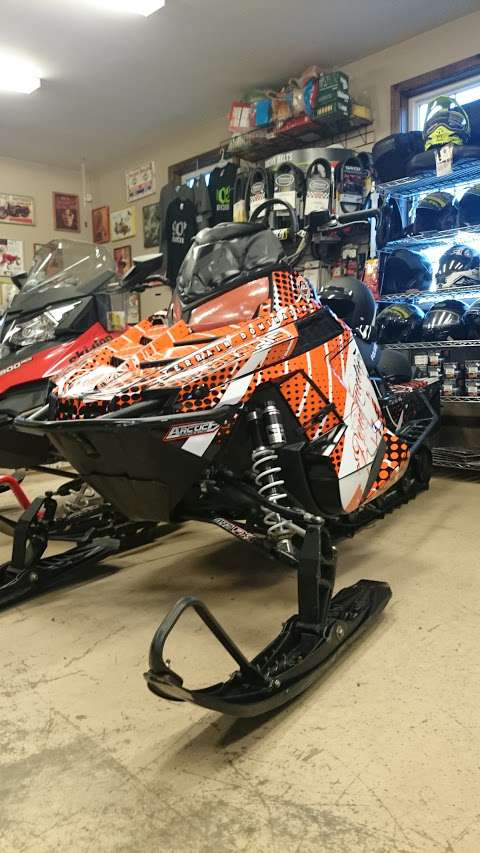 Crossroads Cycles & Sleds Sales, Parts, Service